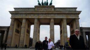 Denkend aan Berlijn.